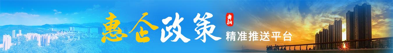 惠企政策推送平台
